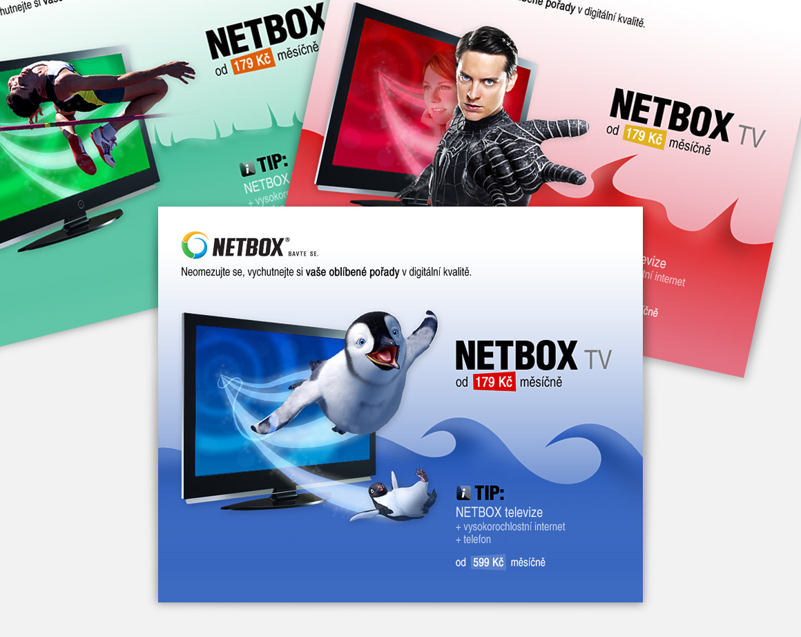 Netbox - Ad banners
